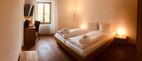 Doppelzimmer Landgasthof Zum Glenner